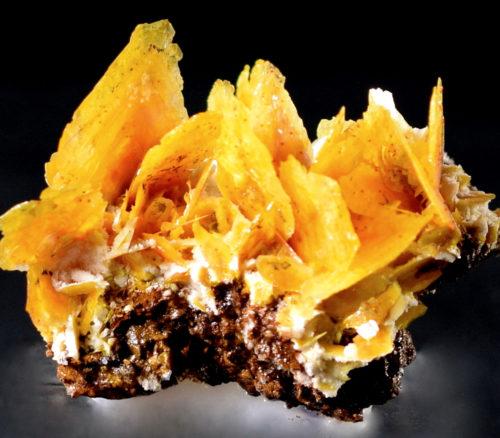 Okazy minerałów
