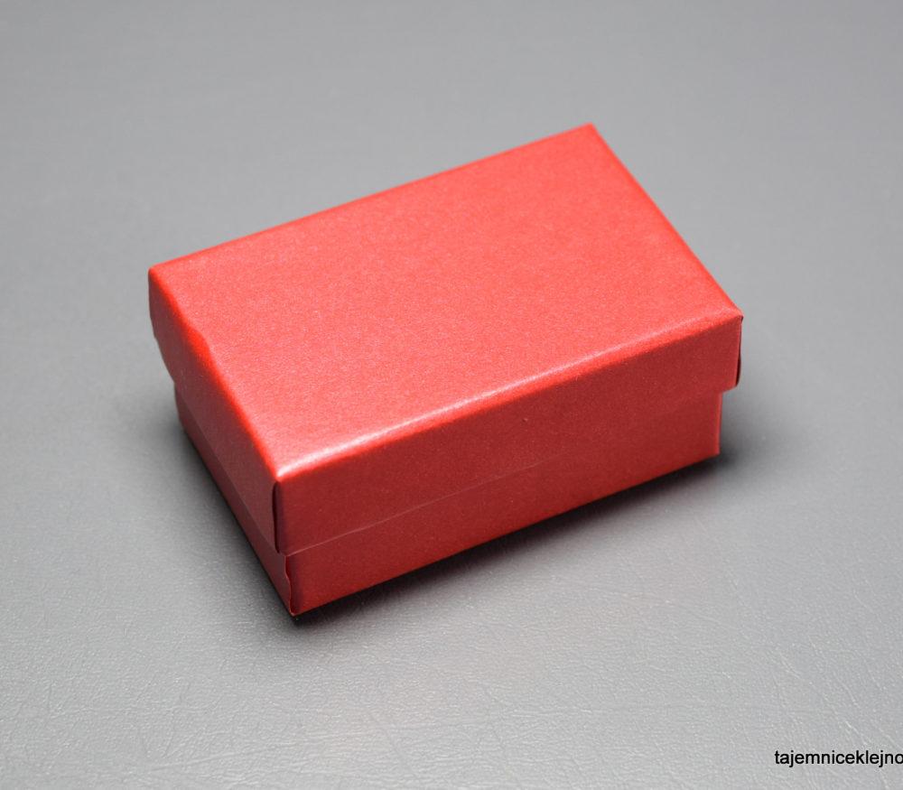 pudełko na spinki
