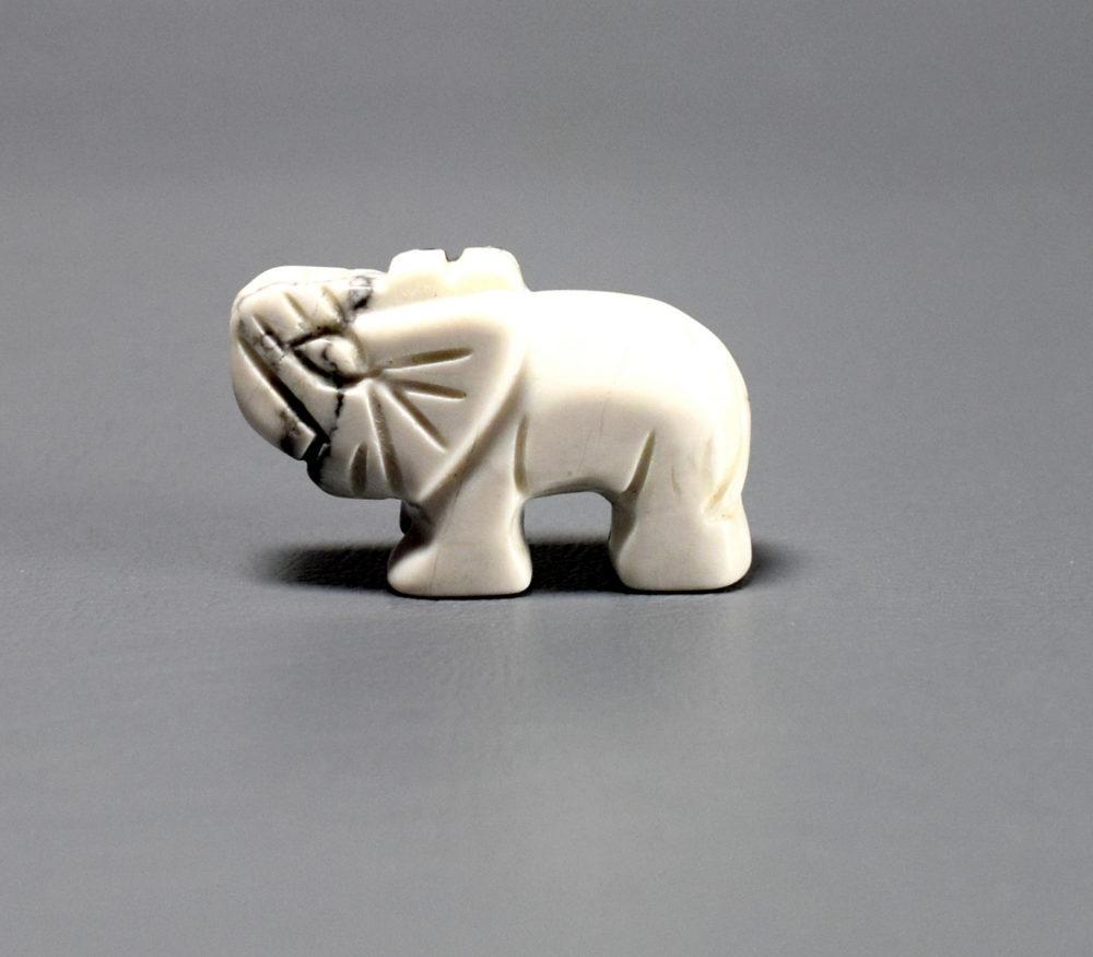słonik z magnezytu