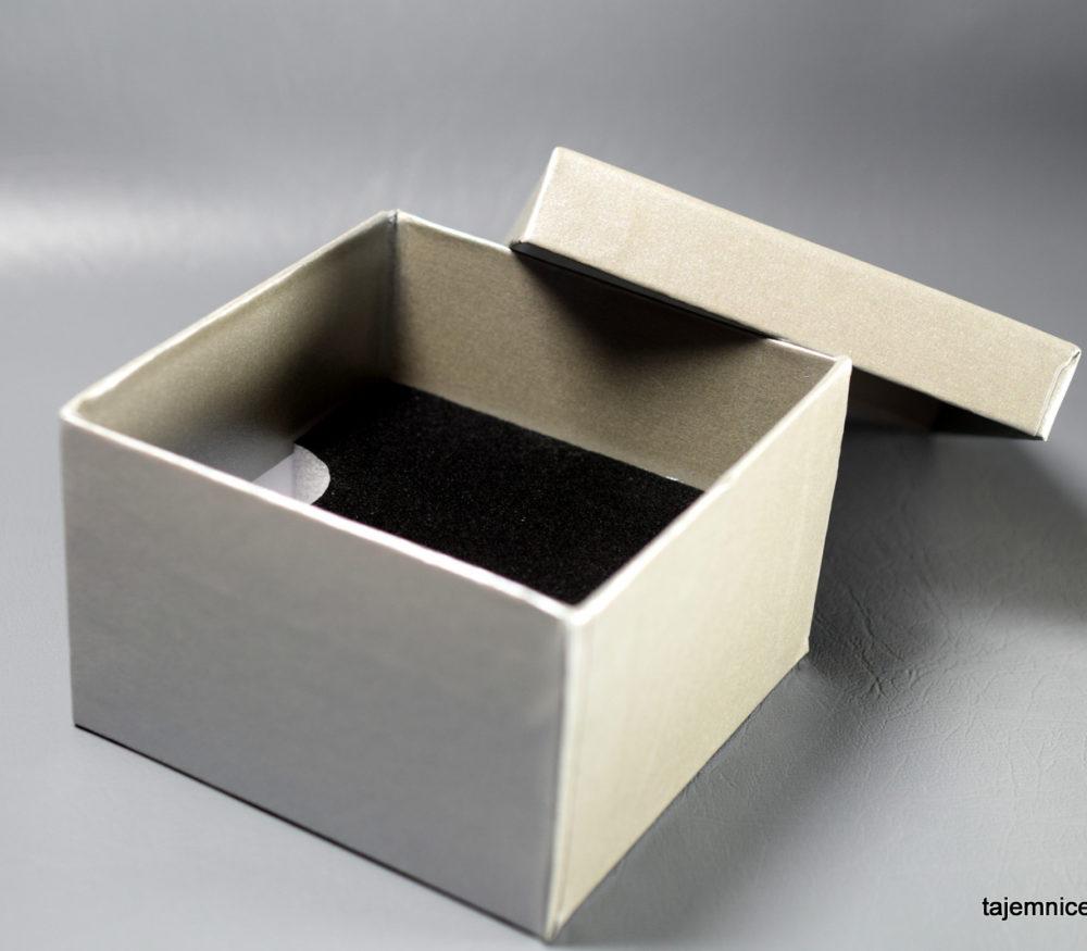 pudełko na bransoletę