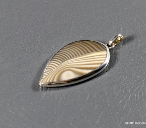 biżuteria z krzemienia pasiastego