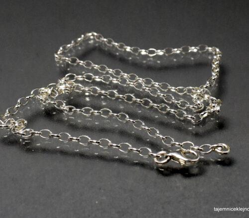 łańcuch srebrny